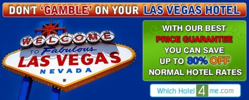 Book the best Las Vegas Hotel Deals online through Which Hotel 4 Me.com