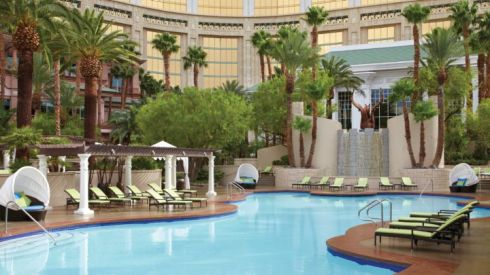 Book a room at the Four Seasons Las Vegas Hotel online through Hotels Combined