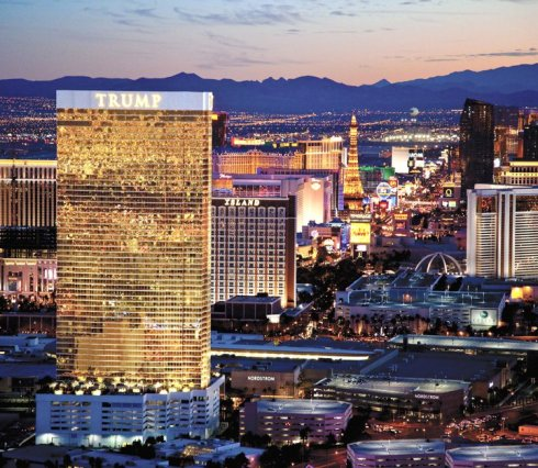 Book a room at The Trump International Las Vegas Hotel