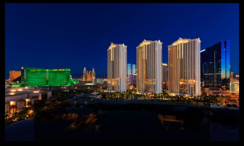 Book a room at the Signature at MGM Grand online through Book a Vegas Hotel